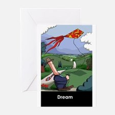 Funny Kites Greeting Cards (Pk of 10)