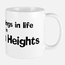 Sequoyah Heights: Best Things Mug
