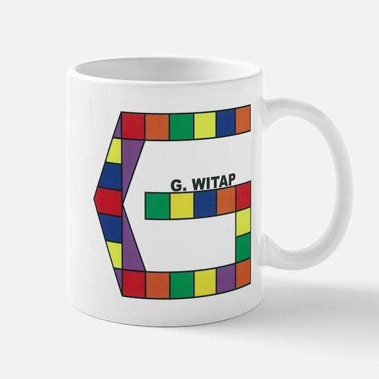 Unique Truth logo Mug