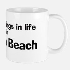 La Selva Beach: Best Things Mug