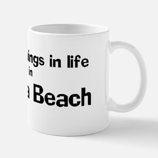 La Selva Beach: Best Things Mug