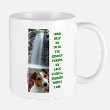 Lord Help Me -RecMag -JackRussellTerrier Mugs