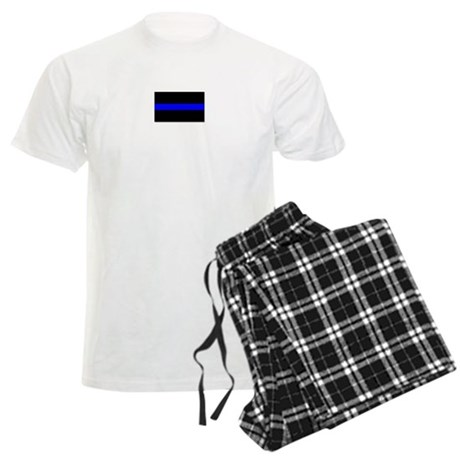 Thin Blue Line Men's Light Pajamas