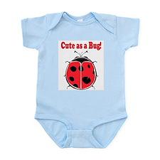 Cute as a Bug! Infant Creeper