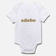 Adobo - Filipino tshirts Infant Creeper