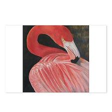 Flamingo.JPG Postcards (Package of 8)