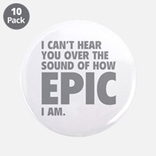 "EPIC 3.5"" Button (10 pack)"