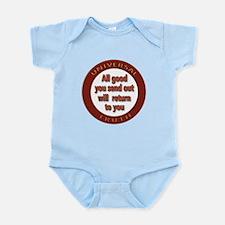 True Karma Infant Bodysuit