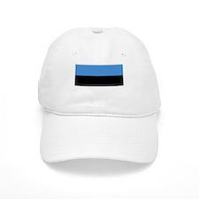 Estonia flag Baseball Cap