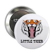 Little Tiger Button