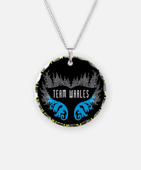 Team Whales Necklace