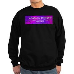 Metaphysical Christianity Sweatshirt (dark)