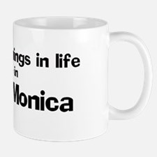 Santa Monica: Best Things Mug