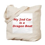 Dragon boat Canvas Bags