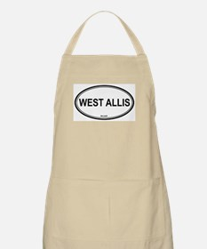 West Allis (Wisconsin) BBQ Apron