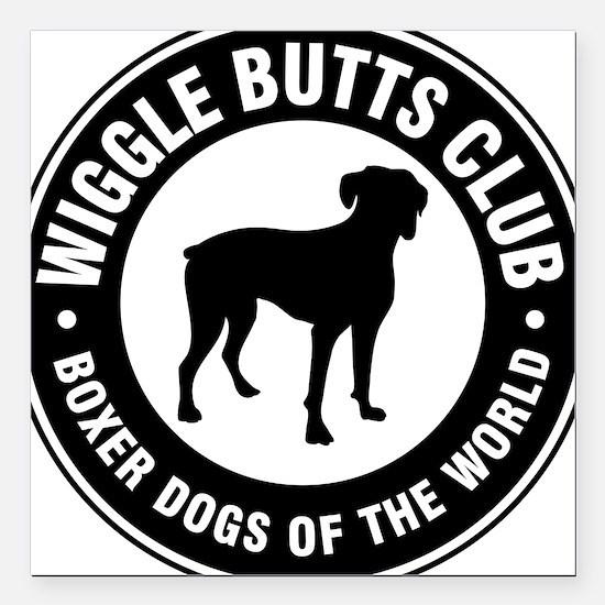 Boxer Dog Car Magnets Cafepress