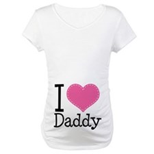 I Heart Daddy Shirt