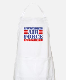 Proud Air Force Brother BBQ Apron