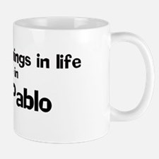 San Pablo: Best Things Mug