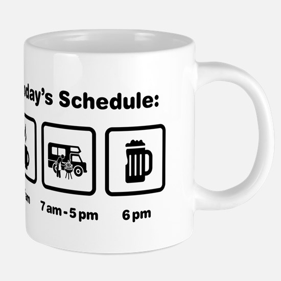 RV Enthusiast Mugs