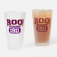 roo1911.jpg Drinking Glass