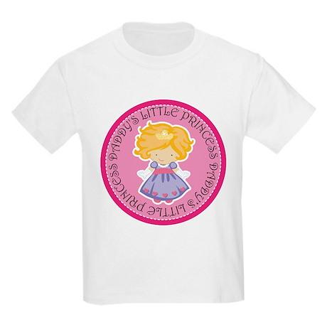Daddy's Little Princess Kids Light T-Shirt