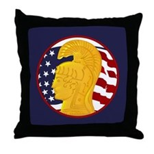 WAC Veteran Throw Pillow