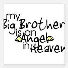 My Big Brother is an Angel in Creeper Square Car M
