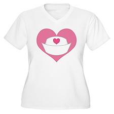 Nurse Heart T-Shirt