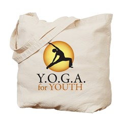 Y.O.G.A. for Youth Tote Bag