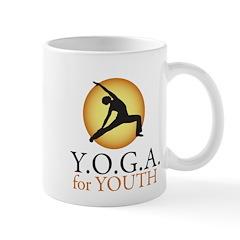 Y.O.G.A. for Youth Mug