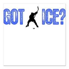 Got Ice? Square Car Magnet