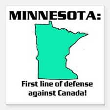Minnesota first line of defense against Canada Lig