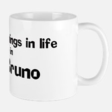 San Bruno: Best Things Mug