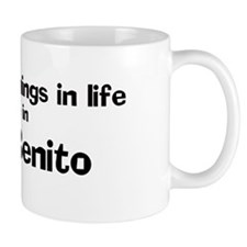San Benito: Best Things Mug