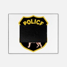 K9 Police Officers Picture Frame