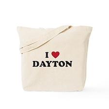 DAYTON.png Tote Bag