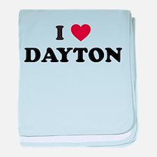 DAYTON.png baby blanket