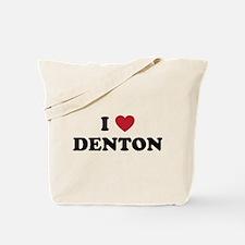 DENTON.png Tote Bag