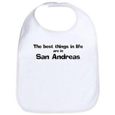 San Andreas: Best Things Bib