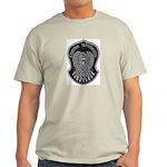 TJ PD Counter Terrorist Ash Grey T-Shirt