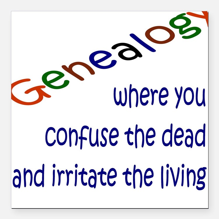 Genealogy Car Magnets Personalized Genealogy Magnetic Signs For - Signs of cars with names