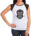 TJ PD Counter Terrorist Women's Cap Sleeve T-Shirt