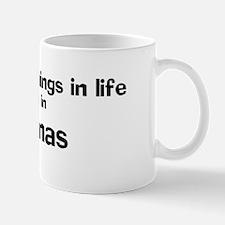 Salinas: Best Things Mug