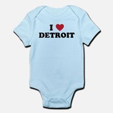 DETROIT.png Infant Bodysuit