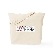 NB_Jindo Tote Bag