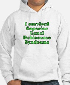 I survived SCDS - Hoodie