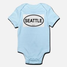 Seattle (Washington) Infant Creeper