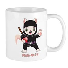 Ninja MEOW™ Mug