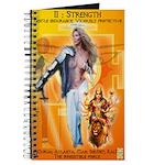 Strength Card- Talking Tarot Journal
